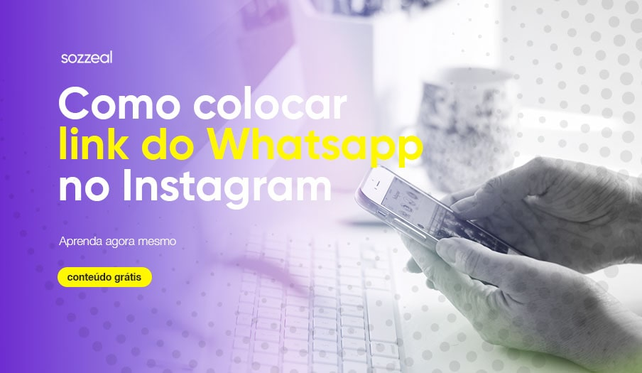 como colocar link do whatsapp no instagram linktree