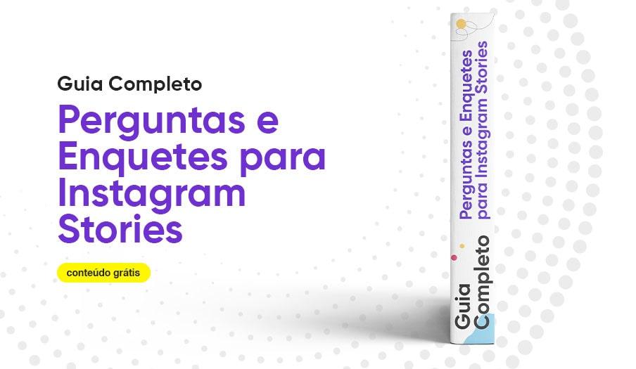perguntas e enquetes instagram stories
