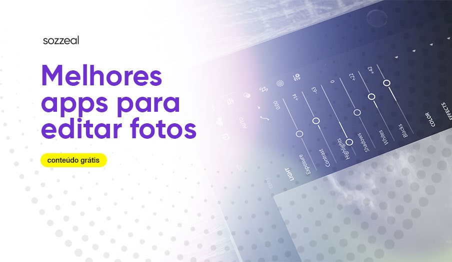 melhores apps para editar fotos no celular