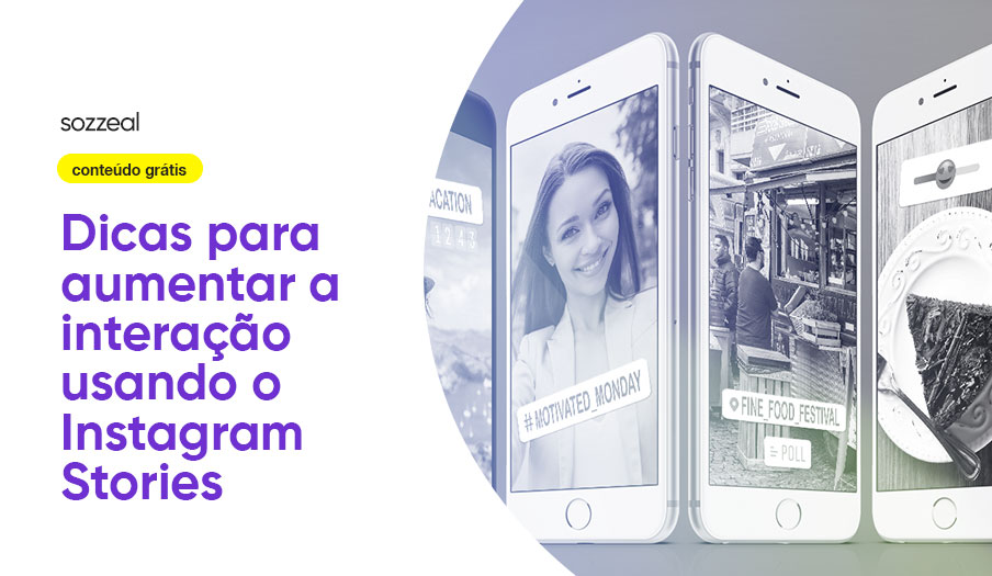 aumentar interação instagram stories
