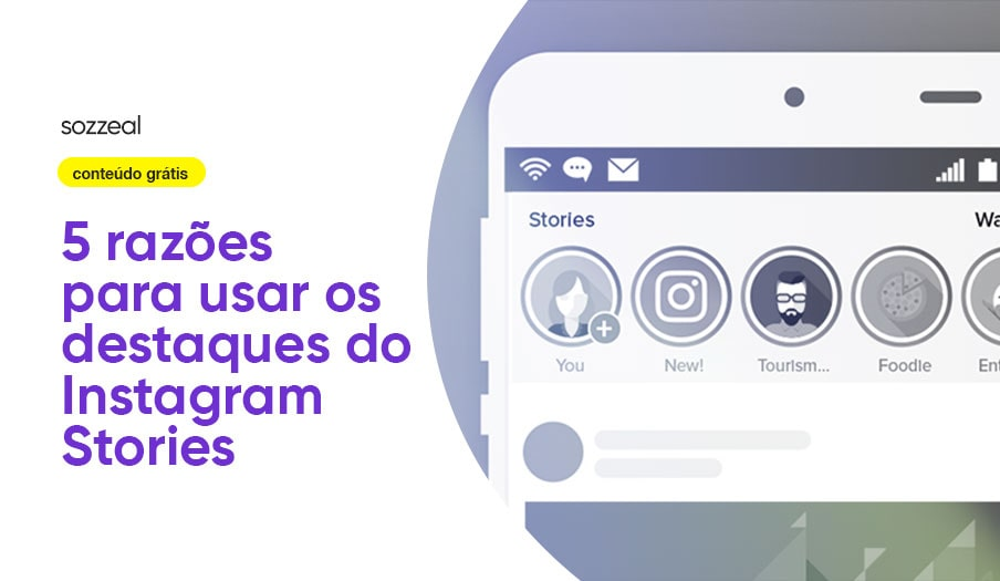 destaques instagram stories