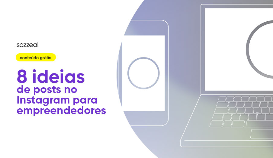 post instagram empreendedores