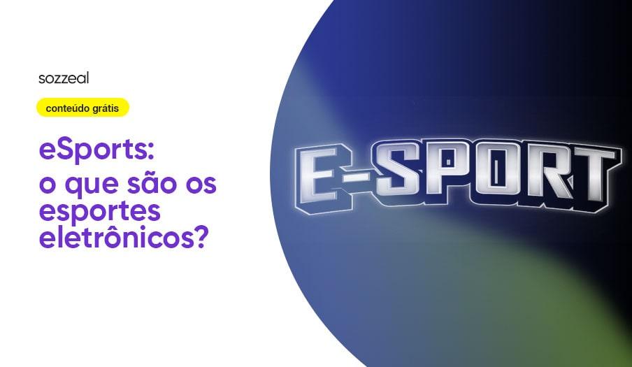 eSports o que são