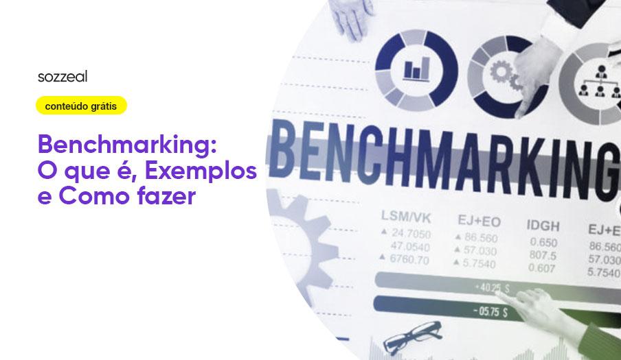 Benchmarking o que é exemplos