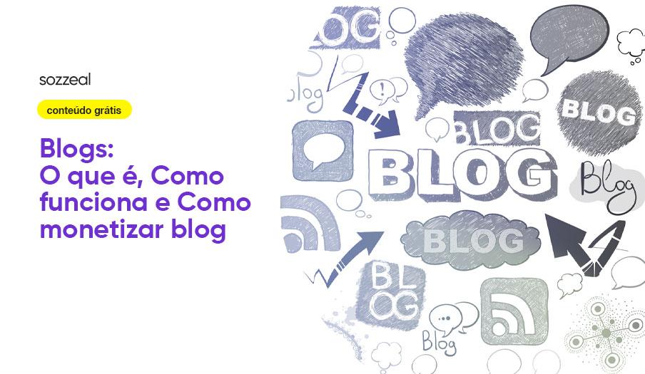 Blogs o que é como criar