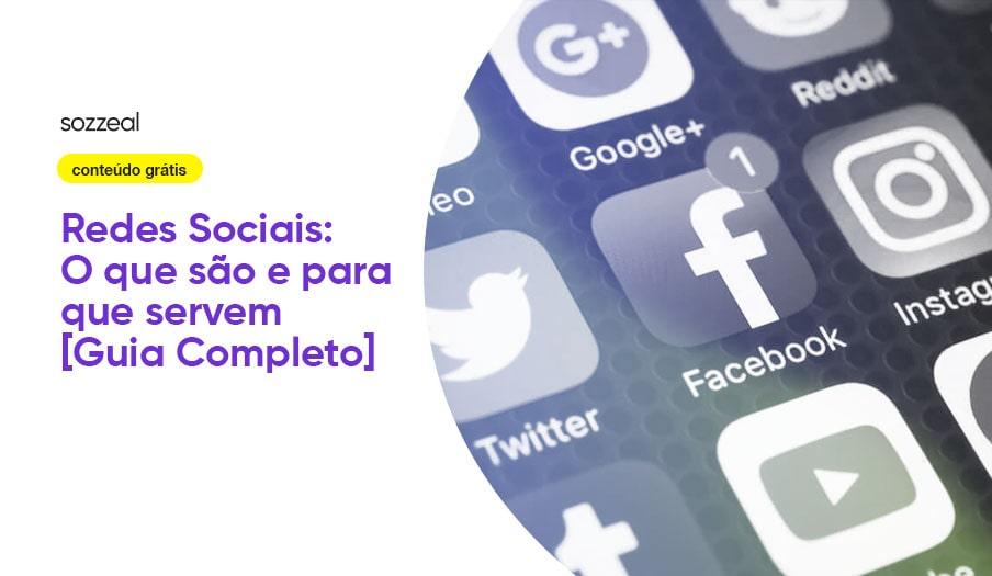 Redes sociais para que servem